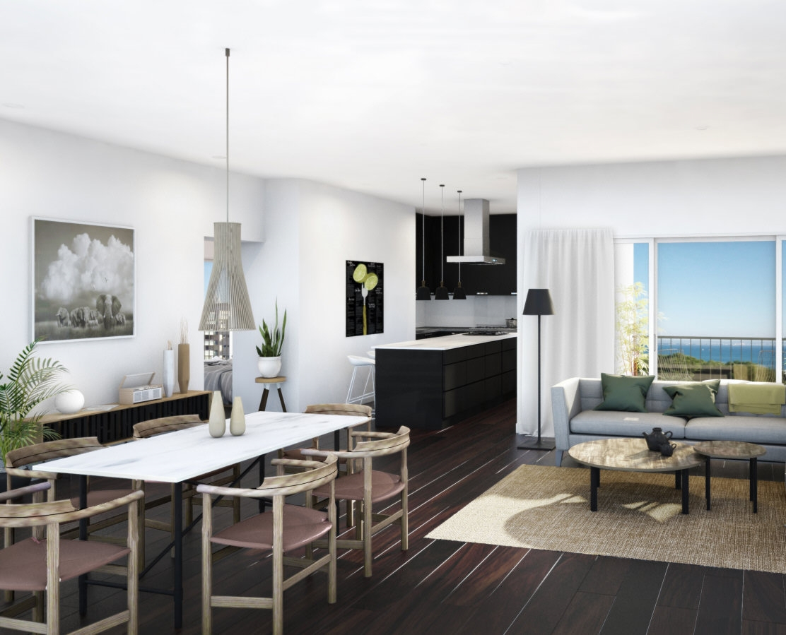 New residential and hotel concept with 13 exclusive apartments in Palma