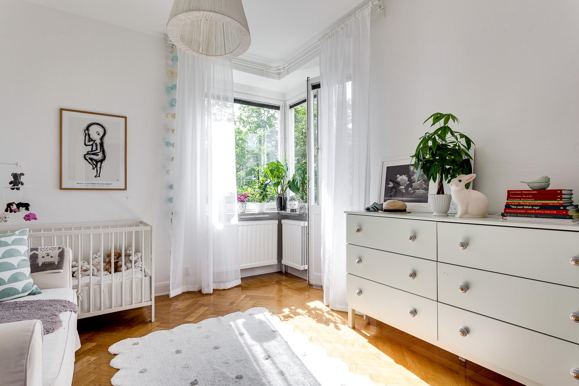 TRE BALKONGER  – FRI UTSIKT – BADRUM & GÄST-WC