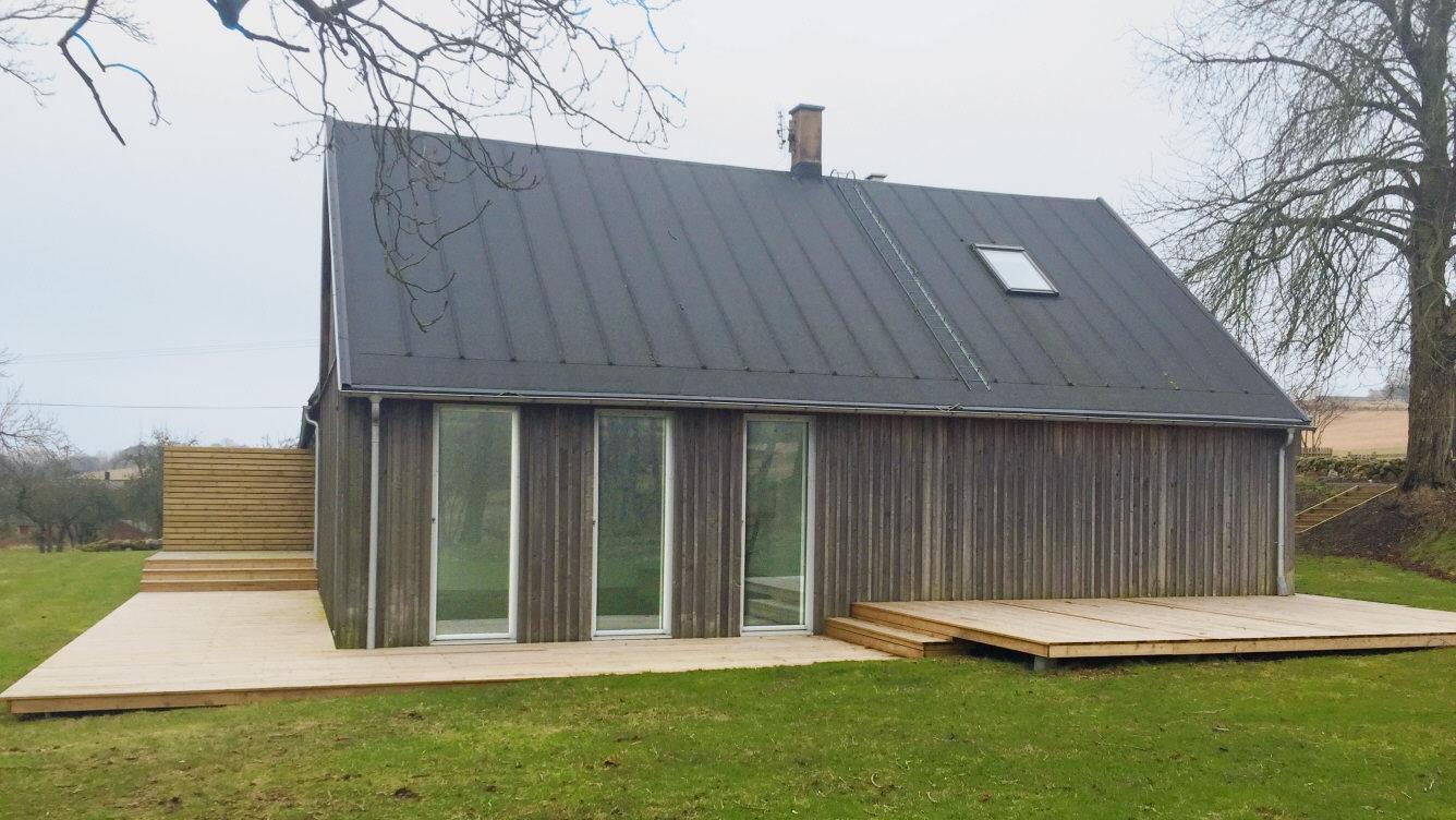 Exklusiv Skånegård – Sjöutsikt – Anno 1472